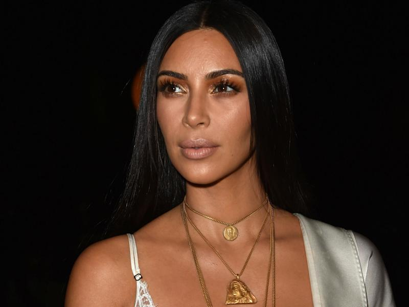 Kim Kardashian has made a fortune selling everything from ashtrays to pool floats in the shape of her buttocks: Getty