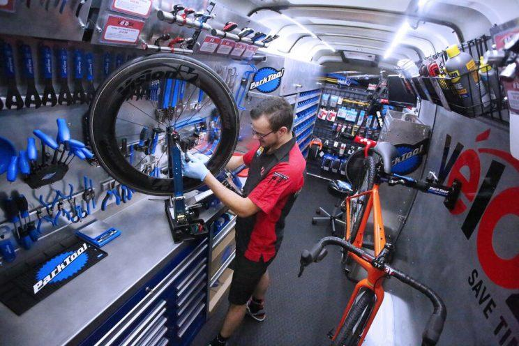 Canadian mobile bike shop company rides wave of success after 'Dragon's Den' spot