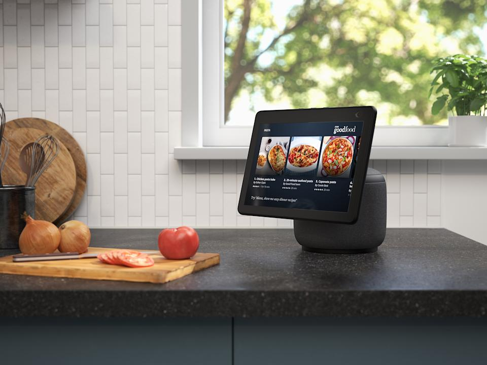 The new Echo Show 10