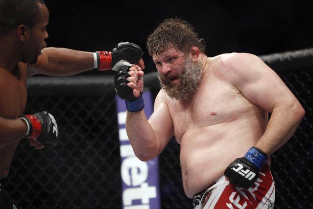 Roy Nelson looking forward to test against Antonio Rodrigo Nogueira