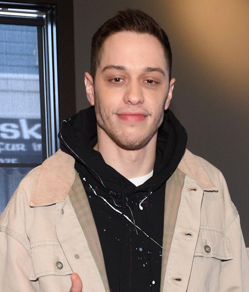 Pete Davidson Calls Ex-Fiancée Ariana Grande The 'Queen Of Shade'