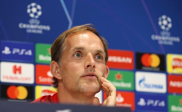 Paris Saint-Germain Training Session and Press Conference – Anfield