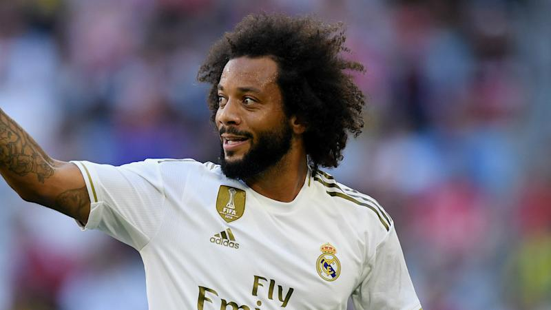 Marcelo Real Madrid 2019-20