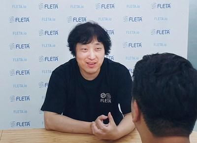 (Photo provided by FLETA) FLETA CTO Parker Park