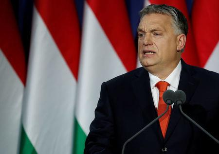 Hungarian Prime Minister Orban presents annual state of the nation speech in Budapest
