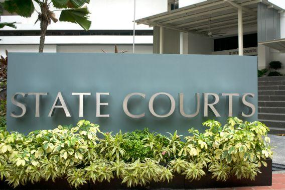 Singapore State Courts (PHOTO: Yahoo News Singapore)