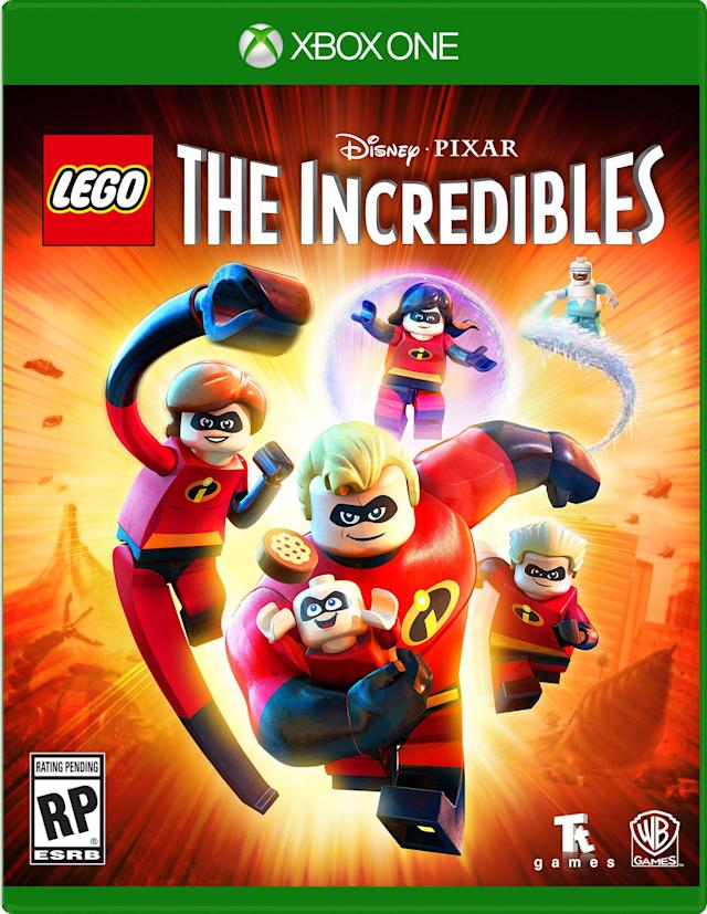 <p><em>Lego: The Incredibles</em> for Xbox One (also available for PlayStation 4), $59.99. (Photo: Courtesy of Disney Products and Interactive Media) </p>