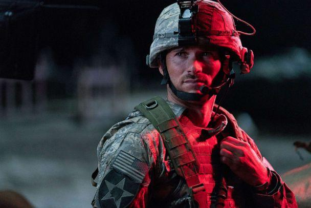 PHOTO: Scott Eastwood in a scene from 'The Outpost.' (Century 21)