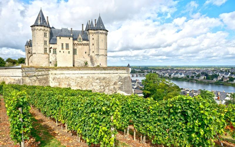 The Loire is known as the Garden of France. - Getty
