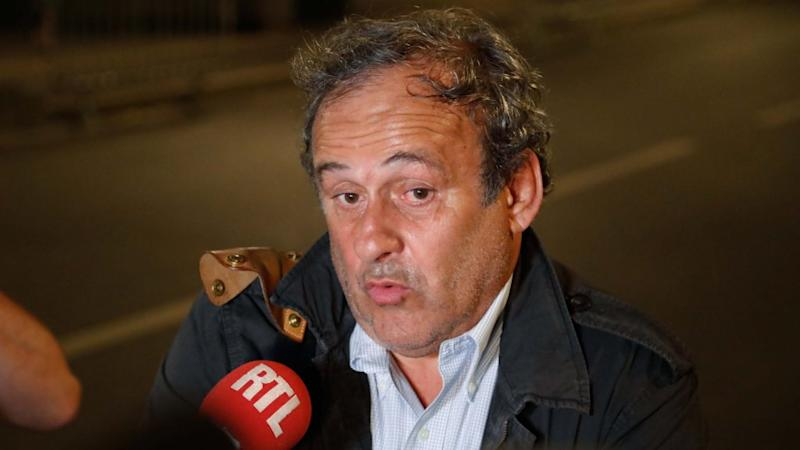 Ex-UEFA boss Platini released after being questioned in 2022 World Cup probe