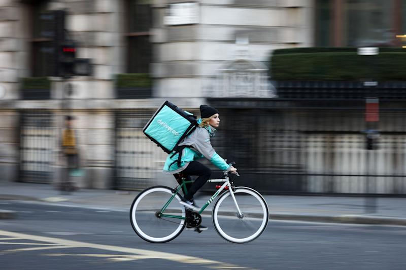 Amazon's Deliveroo deal faces in-depth United Kingdom competition probe