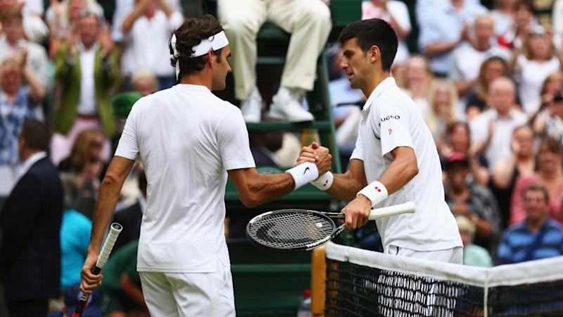 Novak Djokovic outlasts Roger Federer in thrilling 5-hour Wimbledon final