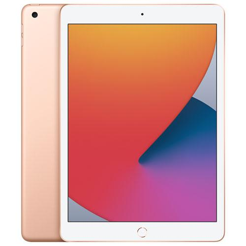 "Apple iPad 10.2"" 128GB with Wi-Fi (8th Generation). Image via Best Buy."