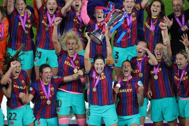 Barcelona struck four times in 36 minutes to end Chelsea's title hopesampions League – Final – Gamla Ullevi