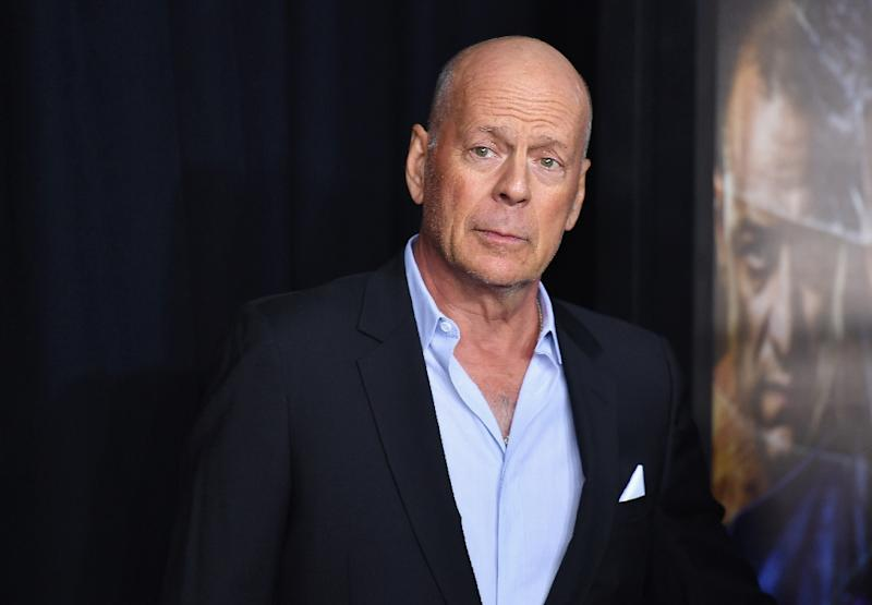"Bruce Willis reprises his role from M. Night Shyamalan's ""Unbreakable"" in his latest feature ""Glass,"" which was tops at the North American box office for a second week running"