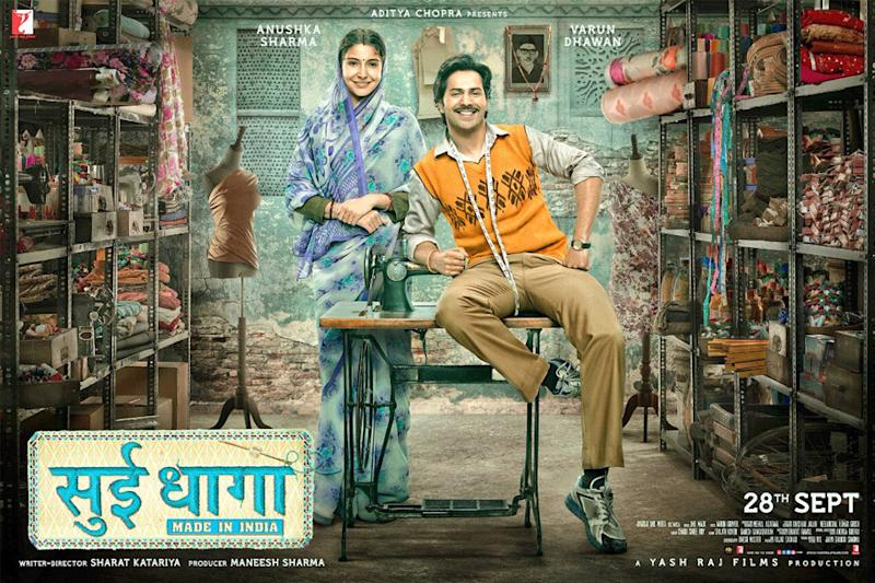 Sui Dhaaga Box Office Day 1: Anushka, Varun's Film Earns Rs 8.30 Crore