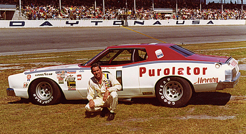 IMG DAVID PEARSON, American Stock Car Racer