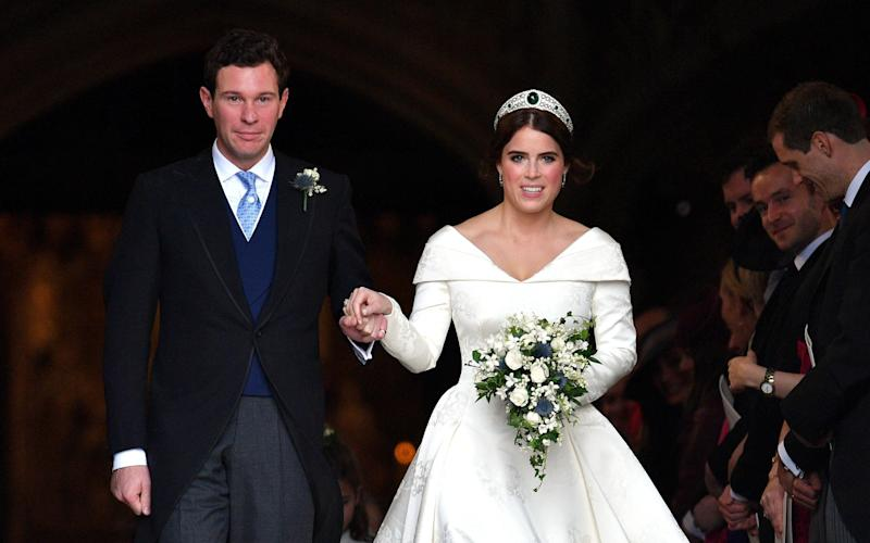 Princess Eugenie is pregnant - this is how the super-rich have babies