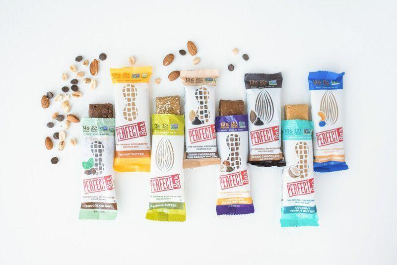 <p>All Perfect Snacks are gluten-free and soy-free, they're certified Kosher-certified, and they've tested to be low glycemic index. Plus, a handful of them are certified organic—just look for the USDA Certified Organic logo to determine which ones.</p>