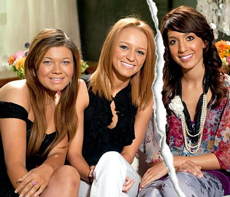 Farrah Abraham's Teen Mom Costars Amber Portwood and Catelynn Lowell Want Her Fired