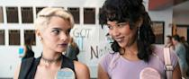 "<p>Brianna Hildebrand and Alexandra Shipp play two high schoolers who run a blog called <em>Tragedy Girls</em>. When a serial killer comes to their small Midwestern town, they sense a twisted opportunity: The more people who die, the more followers they get. </p> <p><a href=""https://www.amazon.com/Tragedy-Girls-Alexandra-Shipp/dp/B079JWGGRS"" rel=""nofollow noopener"" target=""_blank"" data-ylk=""slk:Available to rent on Amazon Prime Video"" class=""link rapid-noclick-resp""><em>Available to rent on Amazon Prime Video</em></a></p>"