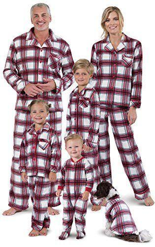 """<p><strong>PajamaGram</strong></p><p>amazon.com</p><p><a href=""""https://www.amazon.com/dp/B06XTVYVNM?tag=syn-yahoo-20&ascsubtag=%5Bartid%7C10050.g.4956%5Bsrc%7Cyahoo-us"""" rel=""""nofollow noopener"""" target=""""_blank"""" data-ylk=""""slk:Shop Now"""" class=""""link rapid-noclick-resp"""">Shop Now</a></p><p>Button-up pajamas are always a great option, and the fleece fabric here makes them even comfier. Great reviews are a testament to their quality. </p>"""