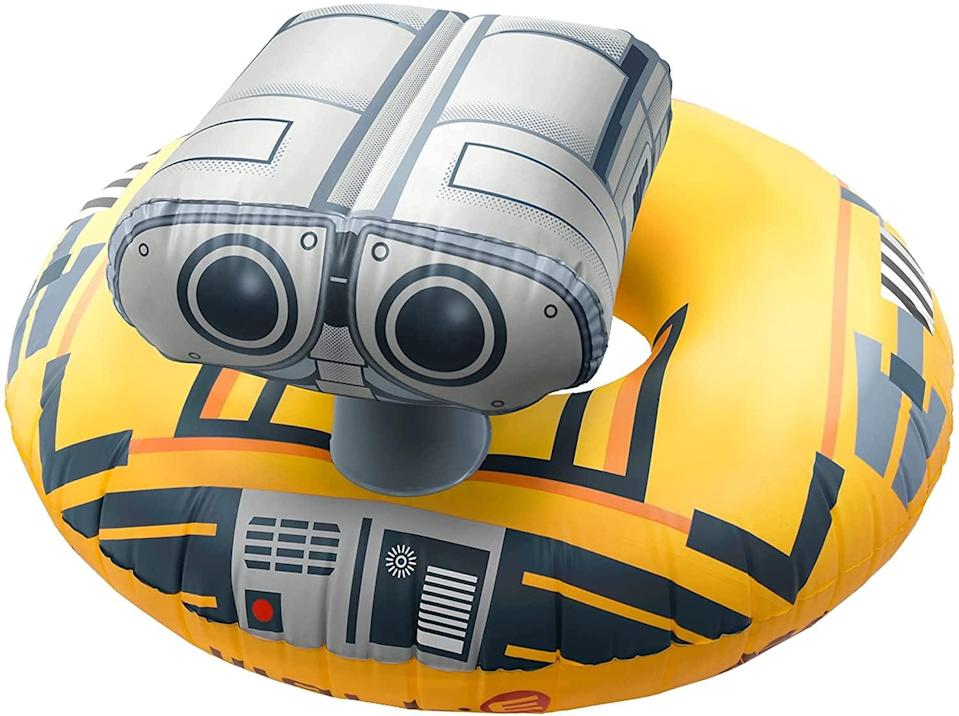 <p>You can't go wrong with this <span>GoFloats Wall-E Pool Float</span> ($25).</p>