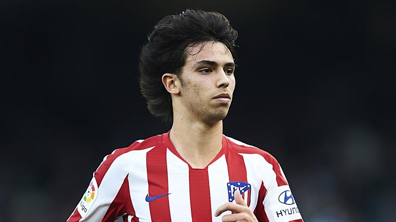 Joao Felix would 'be at a higher level' if he joined Real Madrid instead of Atletico