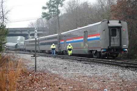Amtrak passenger train collision: Two killed, over 100 injured