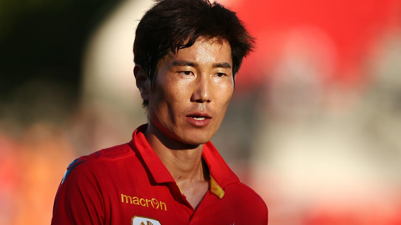 The former South Korea international is thriving in South Australia's laid-back atmosphere and believes he is proving valuable to the Reds