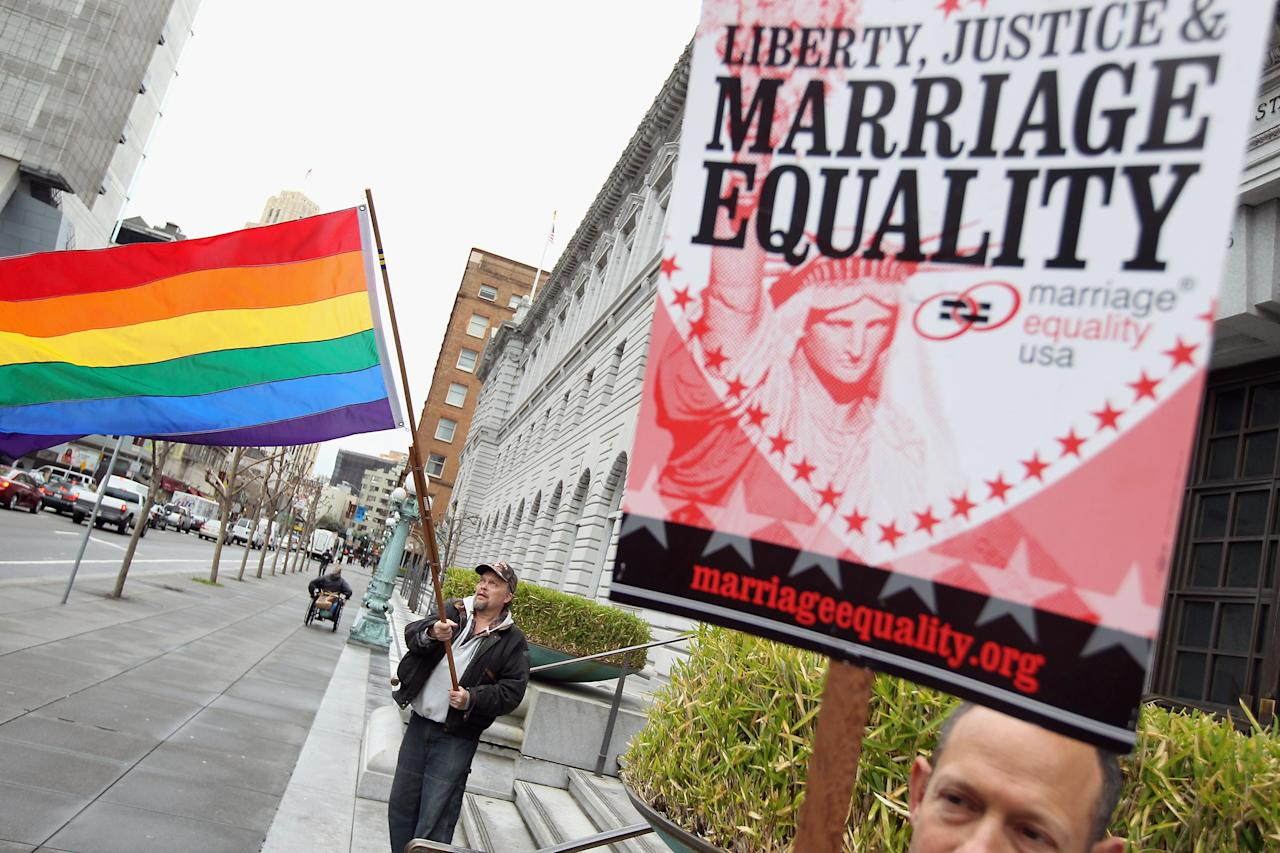 Wash. state passes gay marriage bill