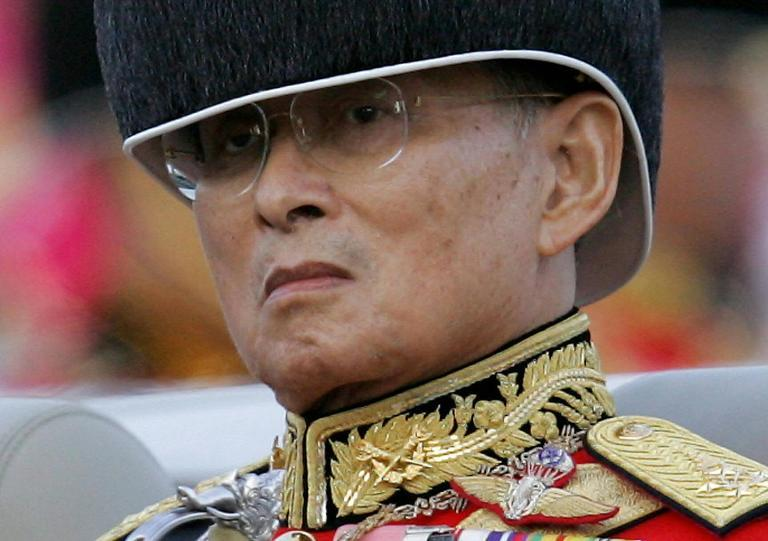 Thai King Bhumibol Adulyadej is the world's longest-serving monarch having ascended to the throne in 1946