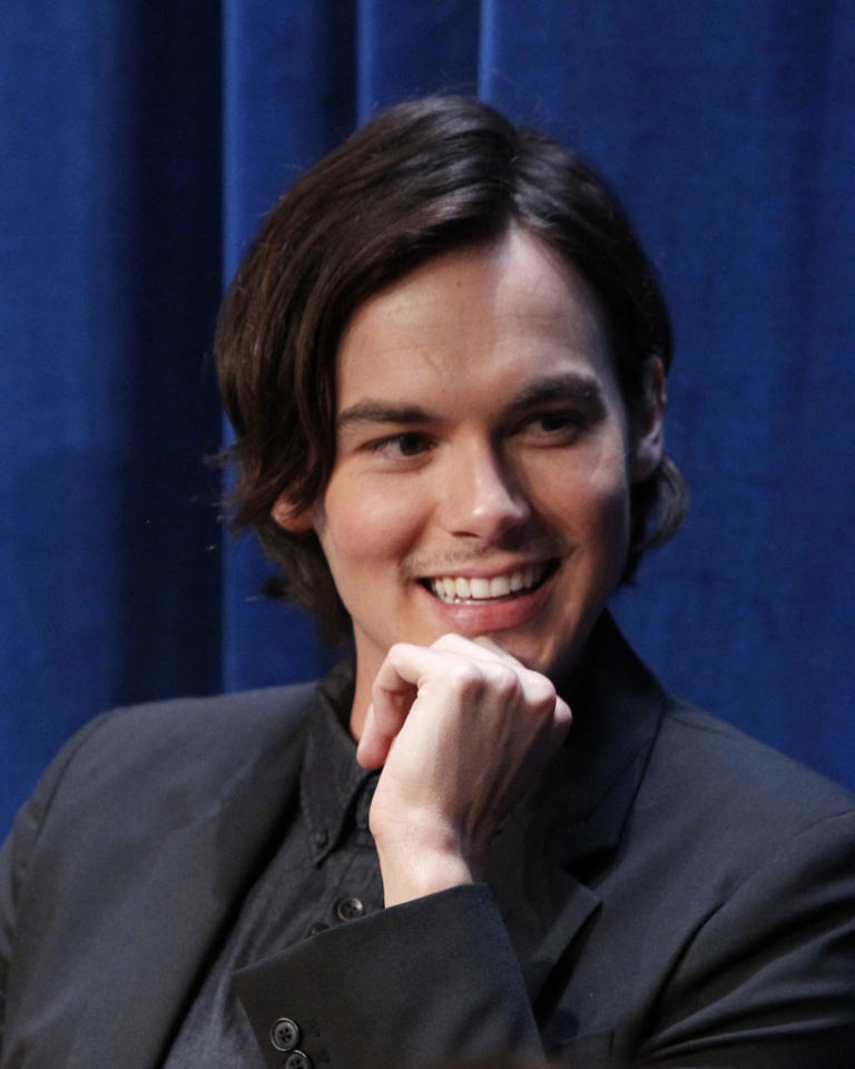 """Tyler Blackburn attends The Paley Center For Media Presents An Evening With """"Pretty Little Liars"""" at The Paley Center for Media on June 10, 2013 in Beverly Hills, California."""