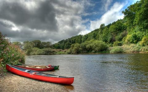 River Wye - Credit: Getty