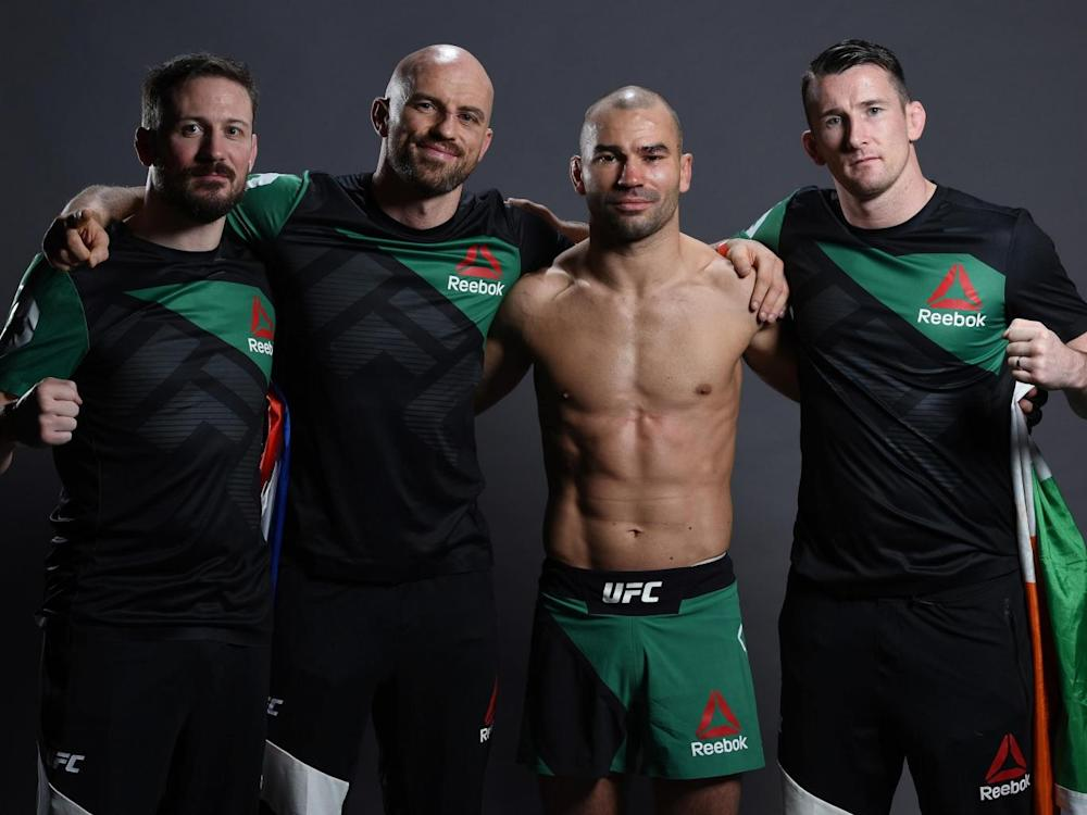 Lobov boasts one of the best corners in the business (Getty)