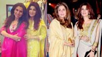 <p>She has two daughters from her marriage to Rajesh Khanna– Twinkle and Rinke. Both of them pursued a career in acting, although not as successfully as their mother </p>