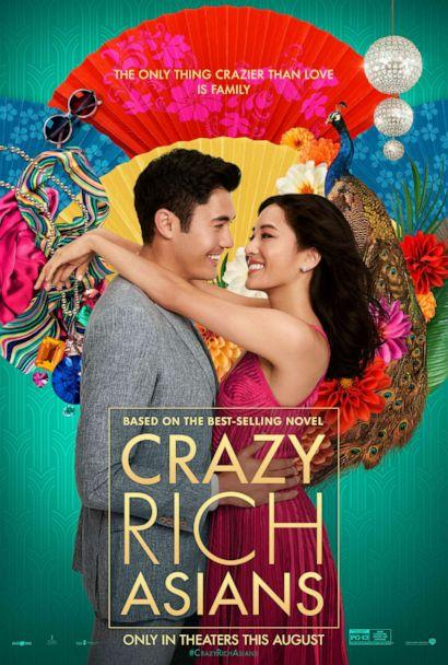 PHOTO: 'Crazy Rich Asians' was released in 2018. (Warner Bros.)