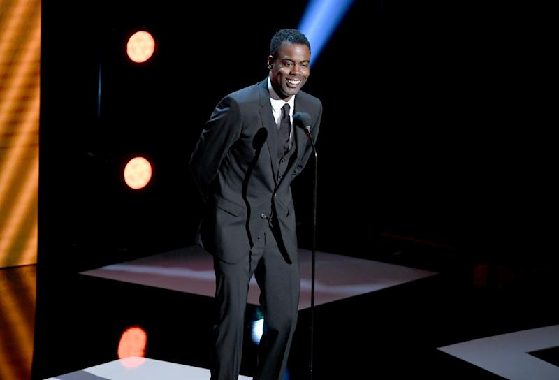 545e7d4041 Chris Rock Roasted Jussie Smollett at the NAACP Image Awards