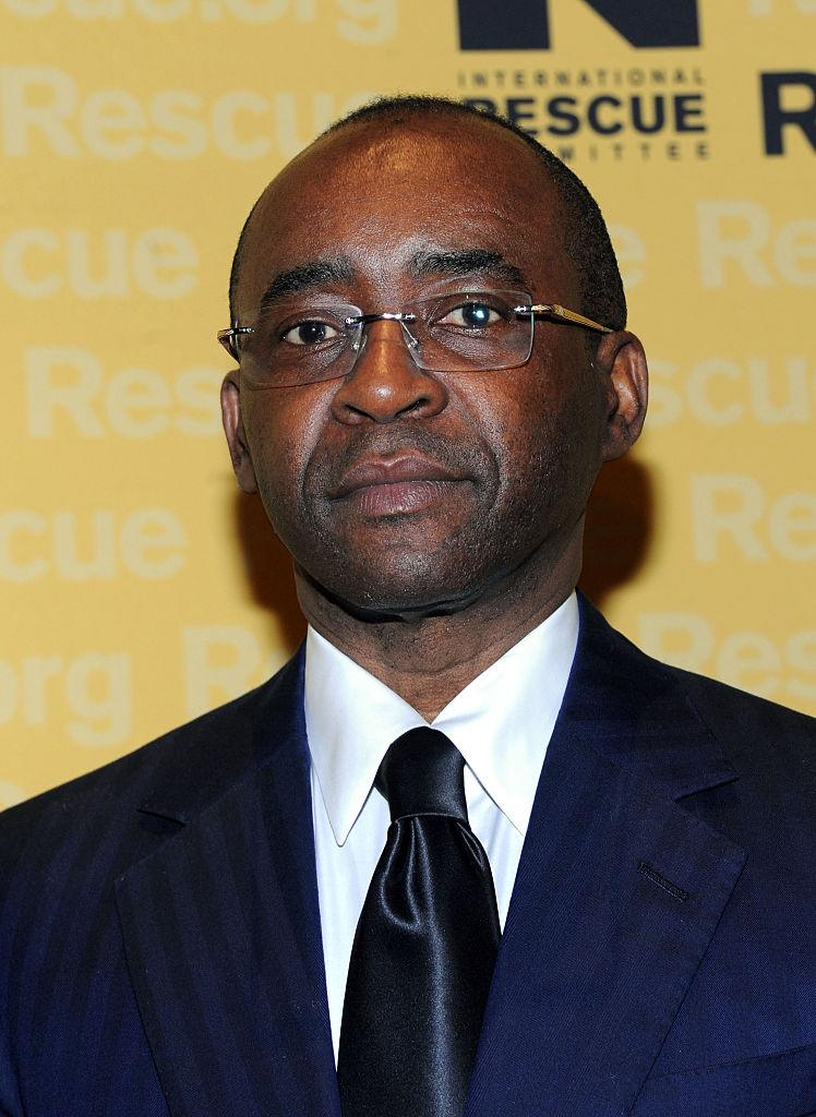 <strong>Estimated net worth: US $1.3 billion | </strong>Strive Masiyiwa (Age 59 years) is a London-based Zimbabwean billionaire businessman and philanthropist. He is the founder and executive chairman of the telecommunications, technology and renewable energy company Econet Global. He has won numerous accolades and gained international recognition for his business expertise and philanthropy, and is considered one of Africa's most generous humanitarians.