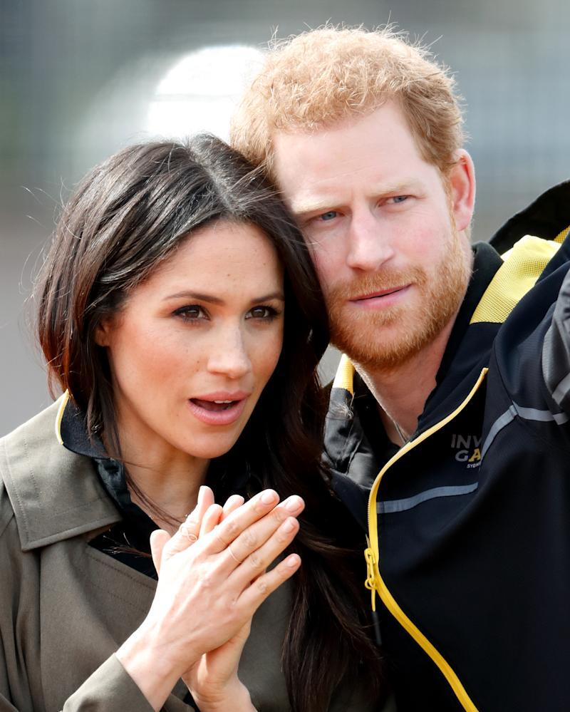 British Media Can't Stop Calling Meghan Markle Mixed Race