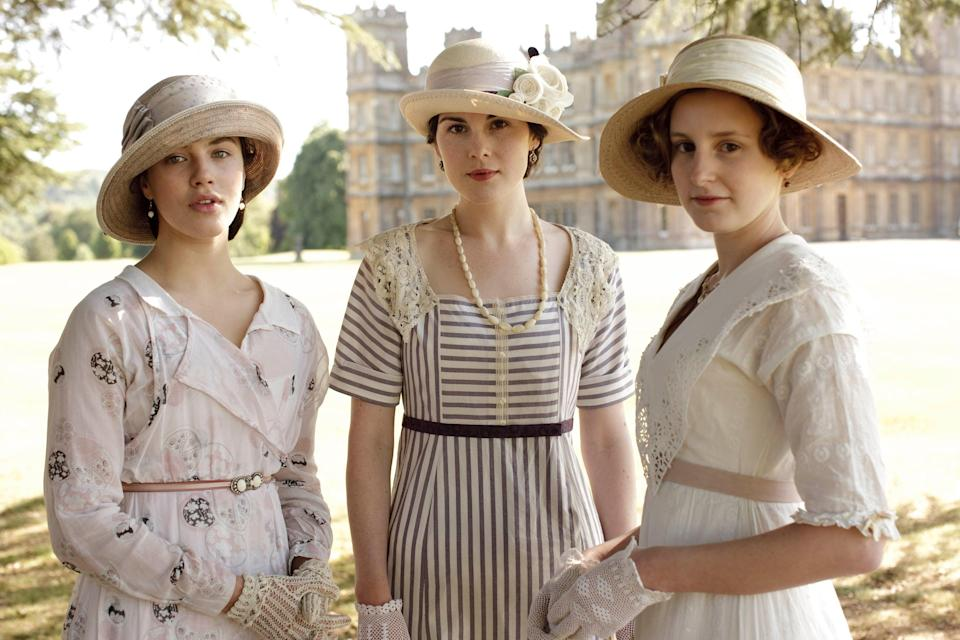 Soapy and scandalous, Downton had us hooked from the off