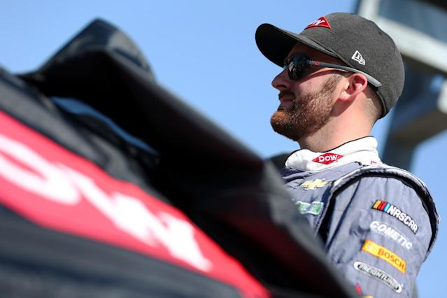 """<a class=""""link rapid-noclick-resp"""" href=""""/nascar/sprint/drivers/1595/"""" data-ylk=""""slk:Austin Dillon"""">Austin Dillon</a> is 22nd in the points standings. (Getty)"""