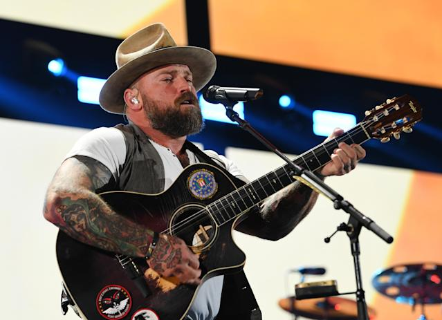 Zac Brown is performing live as part of Verizon's weekly <em>Pay It Forward</em> <em>Live</em> for a very special Thursday broadcast. (Photo: Denise Truscello/Getty Images for iHeartMedia)