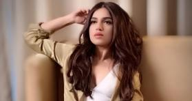 Bhumi Pednekar won't 'slow down' on films; cancels New Year plans to work