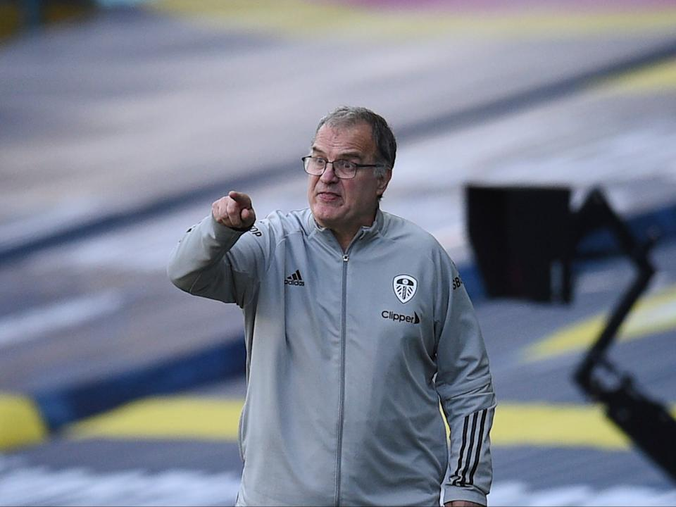 <p>Bielsa will want more consistency from his side</p>AP
