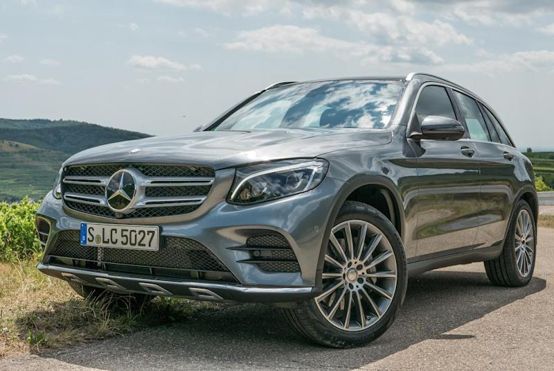 2016 mercedes benz glc first drive for Pros and cons of owning a mercedes benz