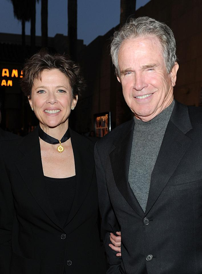 """<a href=""""http://movies.yahoo.com/movie/contributor/1800018624"""">Annette Bening</a> and <a href=""""http://movies.yahoo.com/movie/contributor/1800020836"""">Warren Beatty</a> at the Los Angeles premiere of <a href=""""http://movies.yahoo.com/movie/1810088527/info"""">Mother and Child</a> - 04/19/2010"""