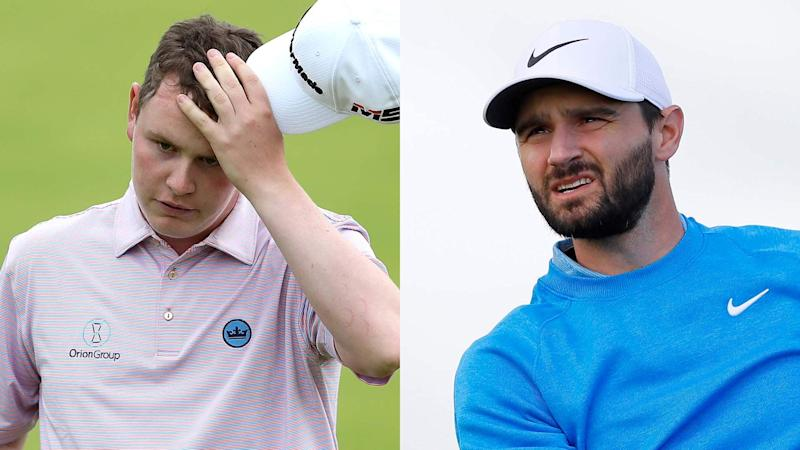 British Open: Scottish rookie calls out Kyle Stanley for not yelling Fore