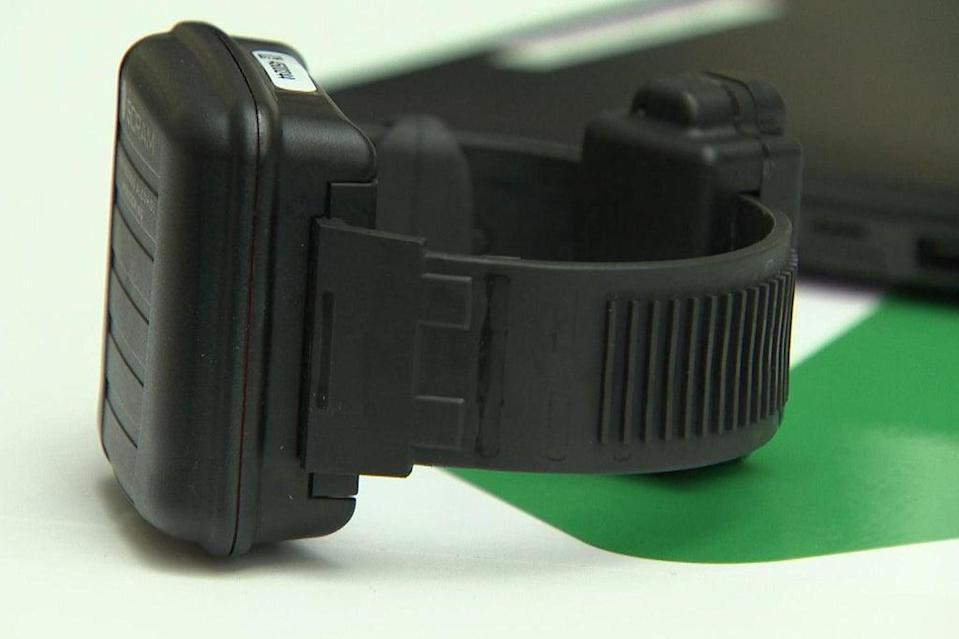 Ankle monitors are already being used on people who commit alcohol-related crimes (Sky News)