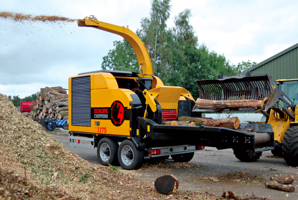 <em>The victim died instantly after falling into a wood chipper (Wikipedia/stock photo)</em>